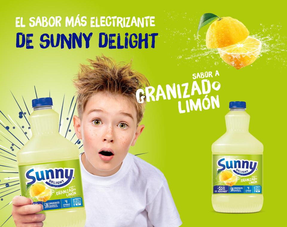 Sunny Delight Limón