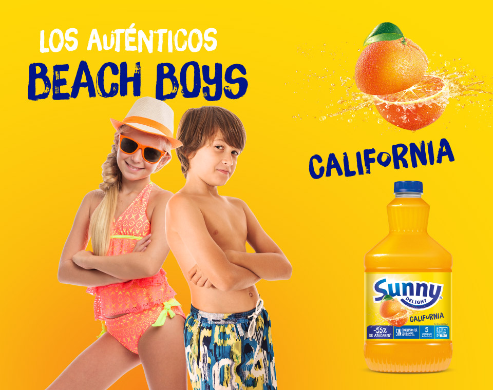 Sunny Delight California